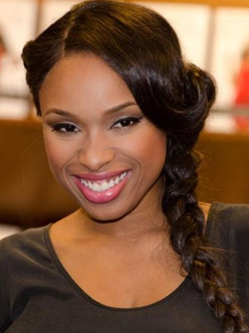 French-Braid-Hairstyle-for-Black-Women