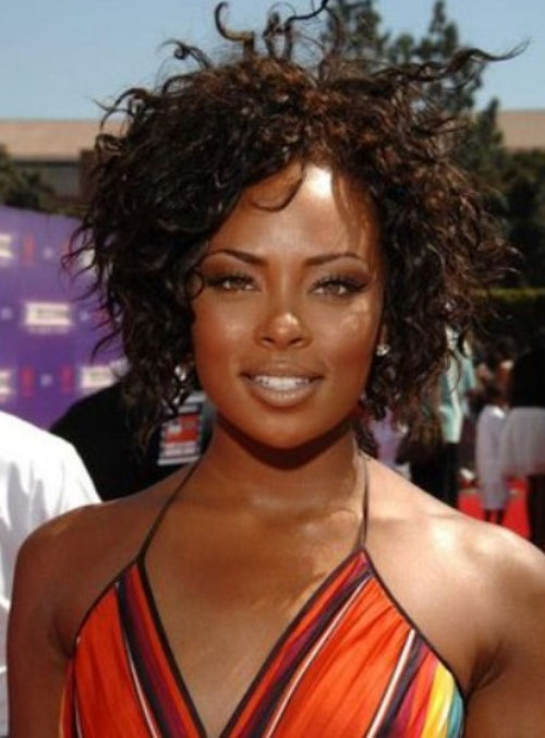 Surprising 15 Top Black Hairstyles For Fall 2014Black Hair Style Black Hair Short Hairstyles Gunalazisus