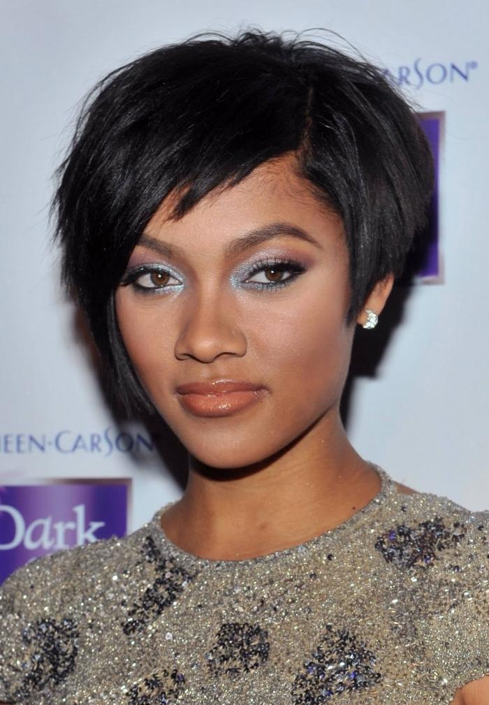 Awe Inspiring Very Short African American Hairstyles 2013Black Hair Style Hairstyles For Men Maxibearus