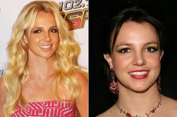 Celebrities_that_have_gone_blonde_from_brunette_britney_spears_blonde_brunette_hair_colors9