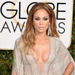 Jennifer rocked 2015 Golden Globe