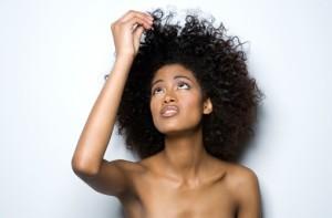 black-woman-hair-natural-damaged