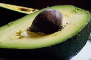 Avocadoes are good for hair repair