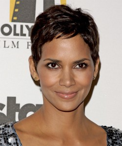 Hollywood A-Lister Halle Berry has the perfect face for a pixie cut