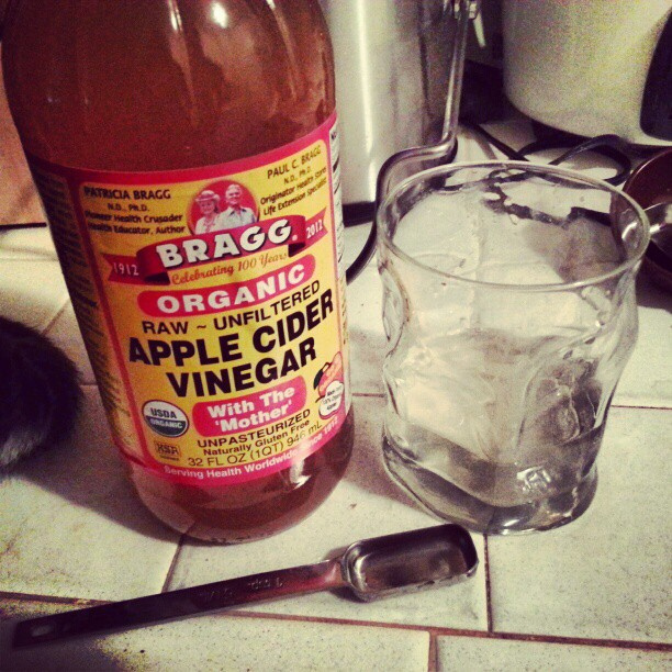 Apple Cider Vinegar - a natural health