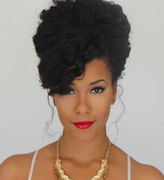Prime Reinventing Hairstyles Of The 80S And 90S Black Hair Style Short Hairstyles Gunalazisus