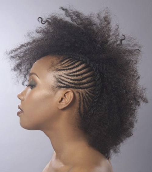 Enjoyable Reinventing Hairstyles Of The 80S And 90S Black Hair Style Short Hairstyles Gunalazisus