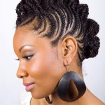 Intricate braids can daring and uniquely beautiful