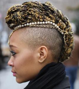 Hair Loss Can Be Made Stylish