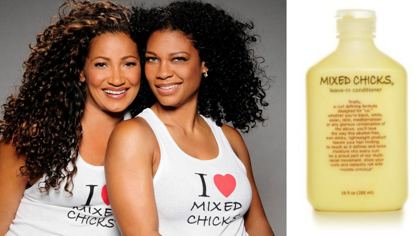 `Mixed Chicks Hair Products