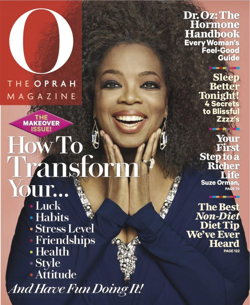 O Magazine September 2012 Issue