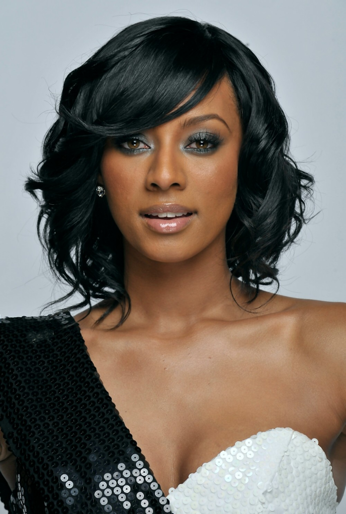 Prime African American Curly Bob Hairstylesblack Hair Style Black Hair Hairstyles For Women Draintrainus