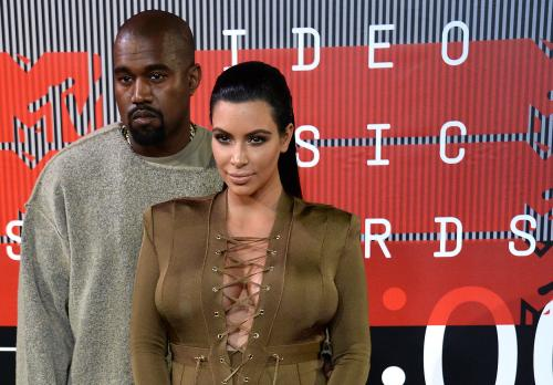 "Kanye West and Kim a ""Cruel Winter"" debut"
