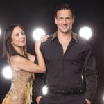 Lochte and Cheryl on DWTS