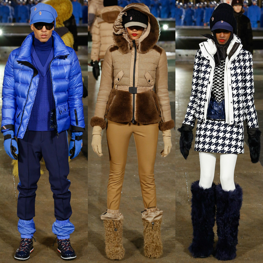 Moncler Looks