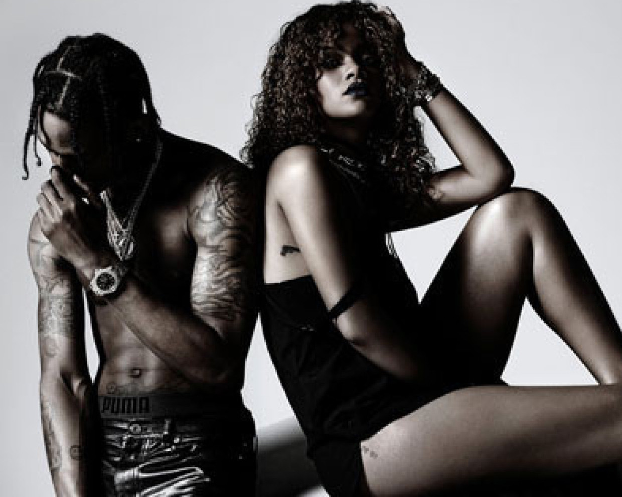 puma by rihanna collection