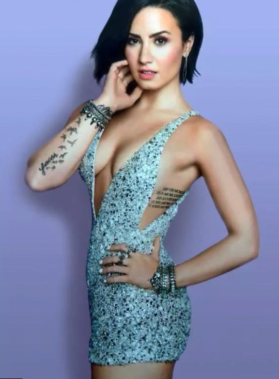 Demi Lovato struggle with Weight