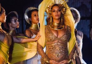 Beyonce Killing it at the Grammys