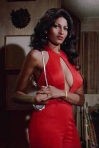 Pam Grier in her prime years