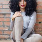 Afro Slay Hair Style