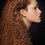 Brown Afro Slay