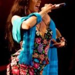 Lila Downs back from the clutches of cultural genocide symbolized by the bottle blond