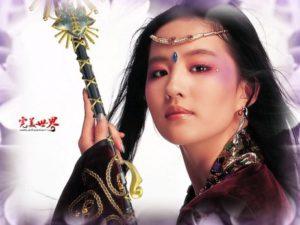 Crystal Liu is a Real World Warrior