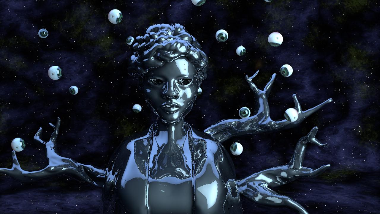 Neuro Speculative Afro-Feminism