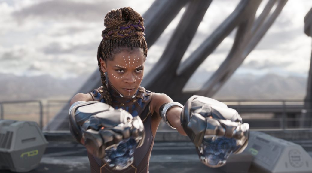 Black Panther has many strong Female role models