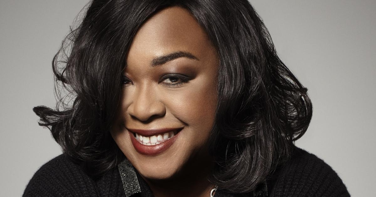 Shonda Rhimes the creator of Greys Anatomy